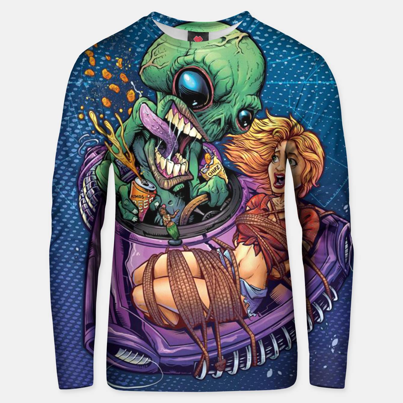 Image de Kidnapped Unisex sweater - Live Heroes