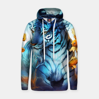 Thumbnail image of Fish Tiger Hoodie, Live Heroes