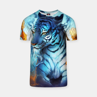 Thumbnail image of Fish Tiger T-shirt, Live Heroes