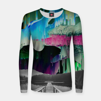 Thumbnail image of 039 Women sweater, Live Heroes