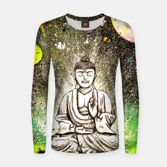 Thumbnail image of Zen Women sweater, Live Heroes