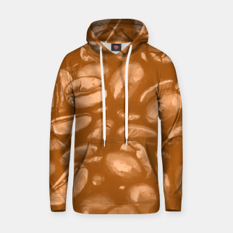 roasted coffee beans texture acrcb Hoodie miniature
