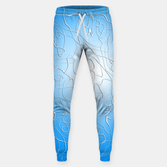 Miniatur Lines in Blue Sweatpants, Live Heroes