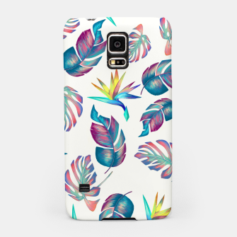 Thumbnail image of Tropical Pattern #4 Samsung Case, Live Heroes