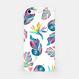 Thumbnail image of Tropical Pattern #4 iPhone Case, Live Heroes