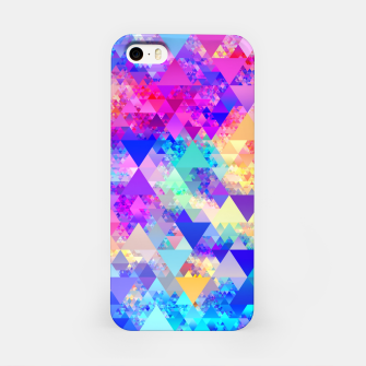 Vivid Pattern I iPhone Case obraz miniatury