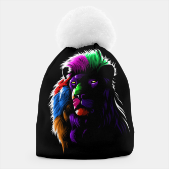 Thumbnail image of Colors Lion Gorro, Live Heroes