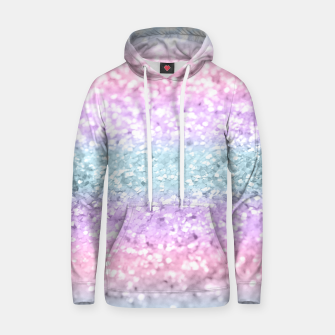 Thumbnail image of Unicorn Girls Glitter #11 #shiny #pastel #decor #art Kapuzenpullover, Live Heroes