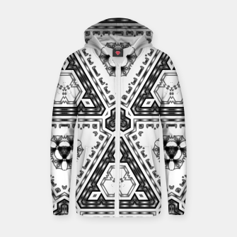 Thumbnail image of EM-C2R 1174133 Zip up hoodie, Live Heroes