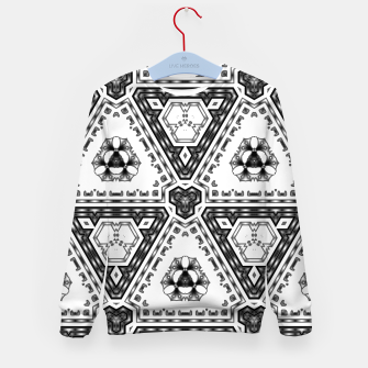 Thumbnail image of EM-C2R 1174133 Kid's sweater, Live Heroes
