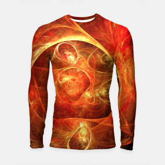 Miniatur Abstract Magical Longsleeve rashguard , Live Heroes
