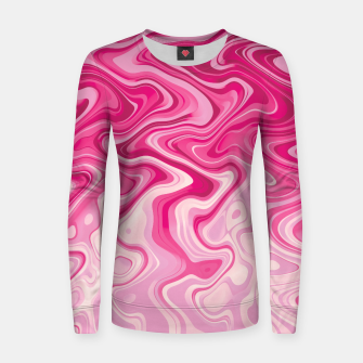 Thumbnail image of Melted 12 Women sweater, Live Heroes