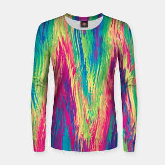 Thumbnail image of Rainbow 22 Women sweater, Live Heroes