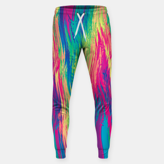 Thumbnail image of Rainbow 22 Sweatpants, Live Heroes