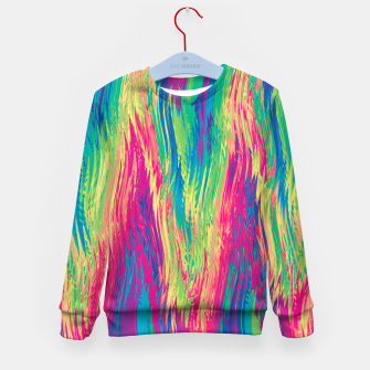 Thumbnail image of Rainbow 22 Kid's sweater, Live Heroes