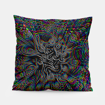 Miniatur Black Mystery Pillow, Live Heroes