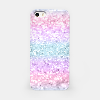 Unicorn Girls Glitter #11 #shiny #pastel #decor #art iPhone-Hülle miniature