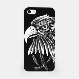 Thumbnail image of Eagle Ornate iPhone Case, Live Heroes