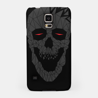 Miniatur Skull Triangle 2 Samsung Case, Live Heroes