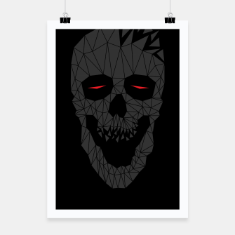 Miniatur Skull Triangle 2 Poster, Live Heroes