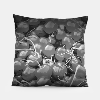 cherries pattern reaclibw Pillow miniature