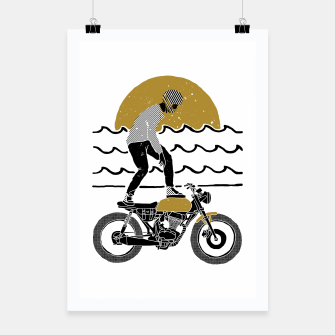 Thumbnail image of Ride Surf Poster, Live Heroes