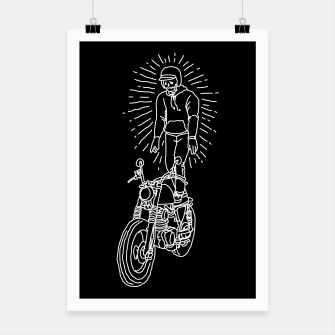 Thumbnail image of Ride and Surf Poster, Live Heroes