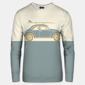 Surf Car Unisex sweater thumbnail image