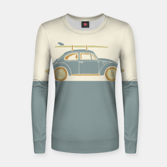 Surf Car Women sweater thumbnail image