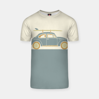 Surf Car T-shirt thumbnail image