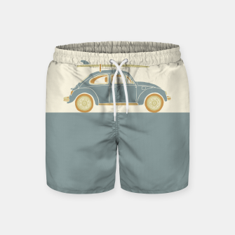Surf Car Swim Shorts thumbnail image
