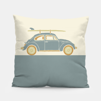 Surf Car Pillow thumbnail image