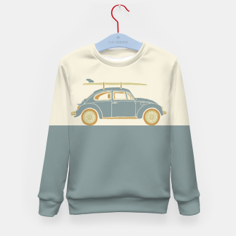 Surf Car Kid's sweater thumbnail image