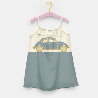 Surf Car Girl's dress thumbnail image