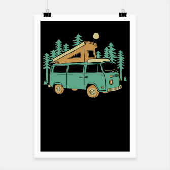 Thumbnail image of Go Wilderness Poster, Live Heroes
