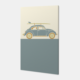 Thumbnail image of Surf Car Canvas, Live Heroes