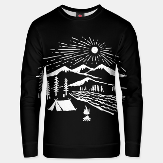 Thumbnail image of Wilderness Unisex sweater, Live Heroes