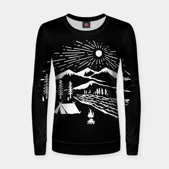 Thumbnail image of Wilderness Women sweater, Live Heroes