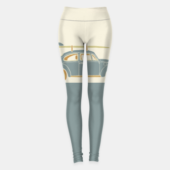 Thumbnail image of Surf Car Leggings, Live Heroes