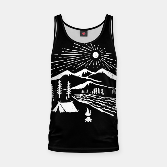 Thumbnail image of Wilderness Tank Top, Live Heroes
