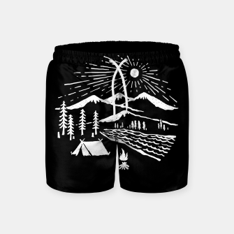 Thumbnail image of Wilderness Swim Shorts, Live Heroes