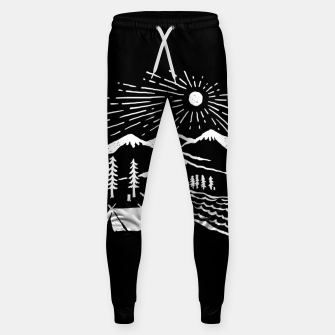 Thumbnail image of Wilderness Sweatpants, Live Heroes