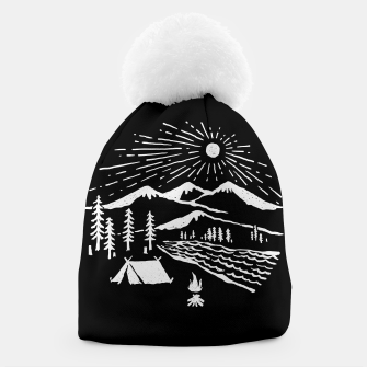 Thumbnail image of Wilderness Beanie, Live Heroes