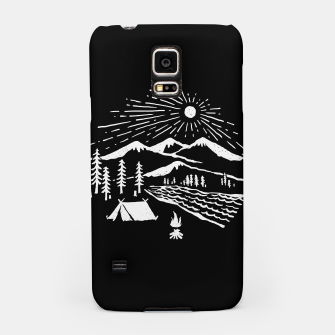 Thumbnail image of Wilderness Samsung Case, Live Heroes