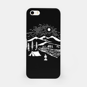 Thumbnail image of Wilderness iPhone Case, Live Heroes