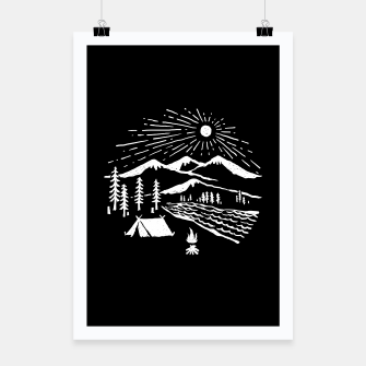 Thumbnail image of Wilderness Poster, Live Heroes