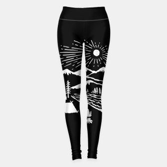 Thumbnail image of Wilderness Leggings, Live Heroes