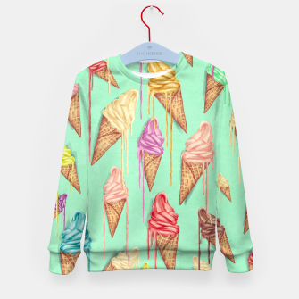Miniatur Ice Cream Kid's sweater, Live Heroes
