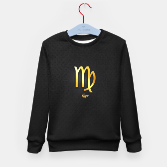 Miniatur Virgo Kid's sweater, Live Heroes