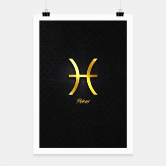 Thumbnail image of Pisces Poster, Live Heroes